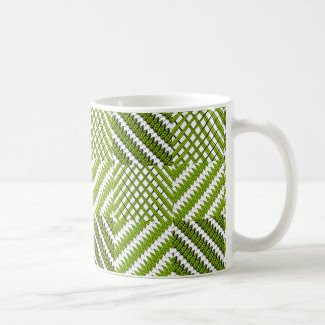 Leaves and Grass Coffee/Tea/Hot Chocolate Mugs