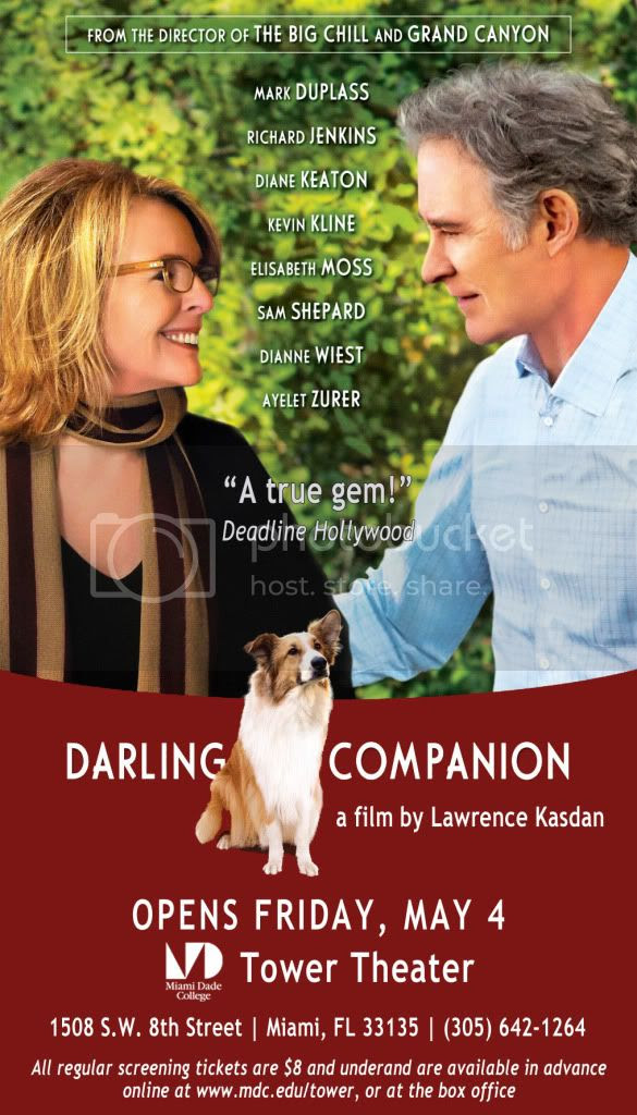 Darling Companion photo: Darling Companion Tower 12-0501darlingcompanion_tower.jpg