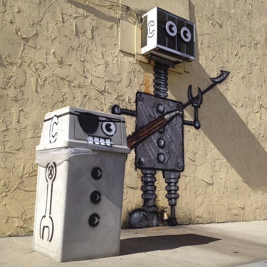 Sokak Sanatı #14