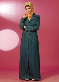 Women arrive style Islamic dress