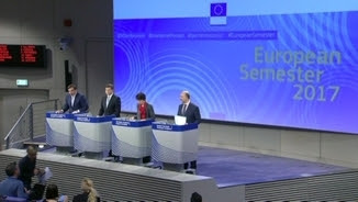 Brussel·les presenta el seu diagnòstic econòmic