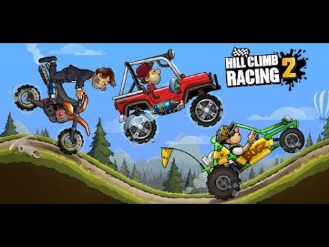 Eğlenceli Olmuş - Hill Climb Racing 2