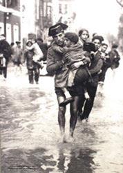 Foto antigua Guardia Civil