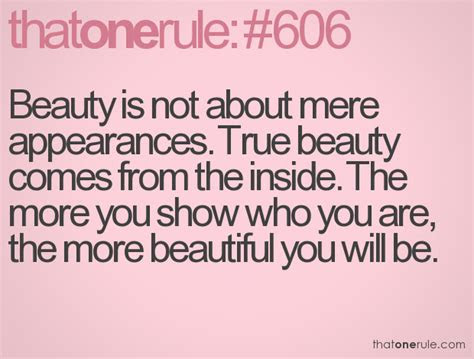 Quotes About Seeing True Beauty