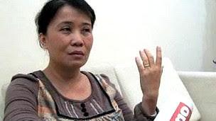 Bà Hồ Thị Thu Hồng