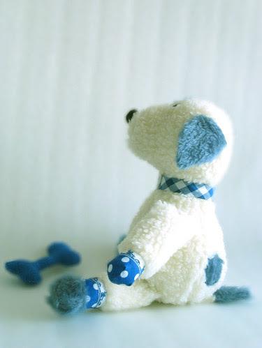 Blue modelling 2
