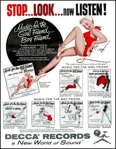 Decca Records Ad