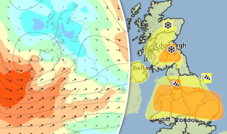 When And Where Will Storm Doris Hit What Are The Warnings