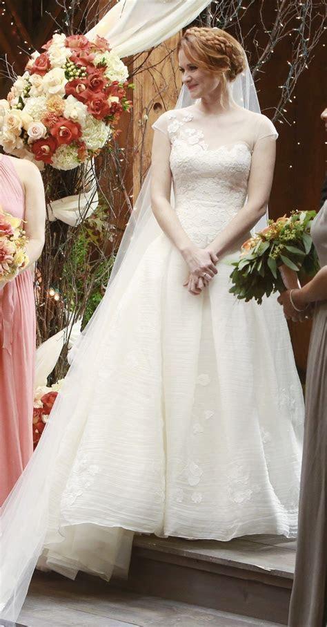 April Kepner Wedding Dress   Wedding   April kepner
