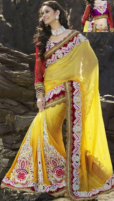 1000  ideas about Wedding Saree Blouse on Pinterest