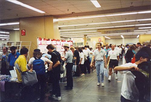 San Diego Comic Con, 1985.