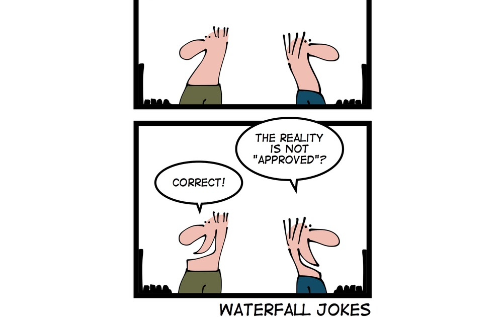 collection image wallpaper: Waterfall Jokes