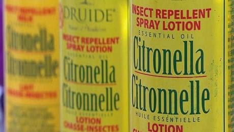 Citronella-bug-spray