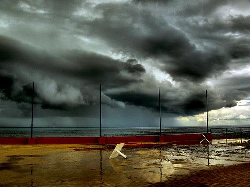 After the storm? (Mondello, Sicily) por Giampaolo Macorig