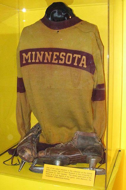 A 1927 University of Minnesota sweater