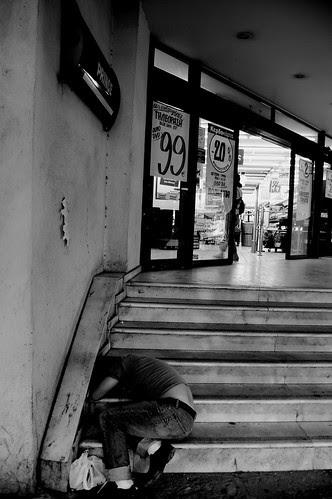Supermarket junkie - Greece