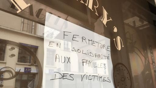 Cửa hàng đóng cửa