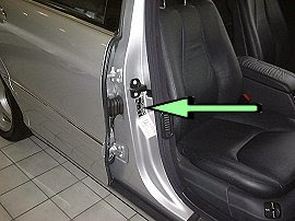Mercedes S Class VIN vehicle Identification chassis number ...