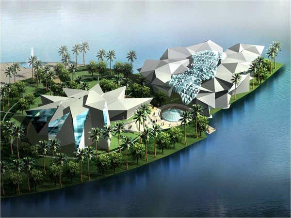 Gujarat International Finance-Tech City