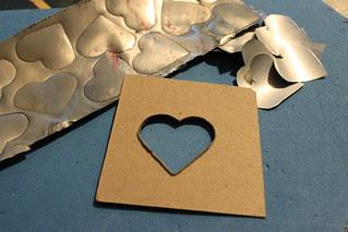Making metal petals