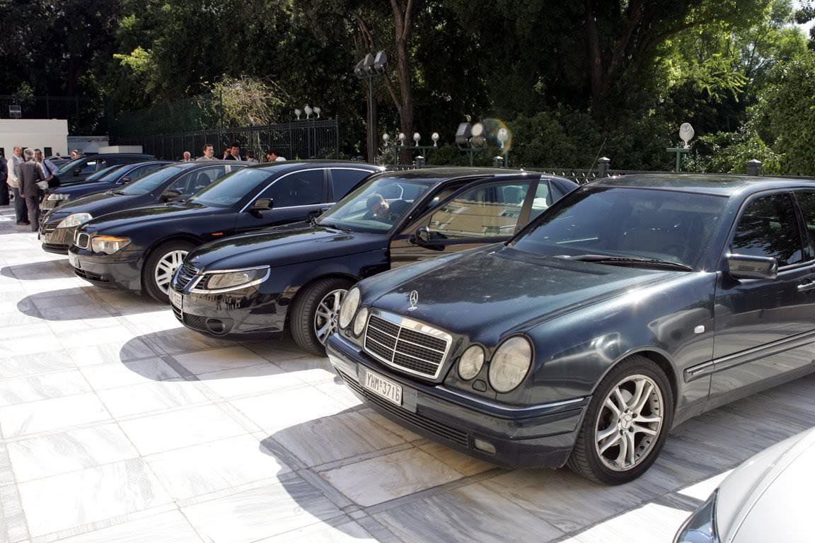 Βουλευτικά αυτοκίνητα