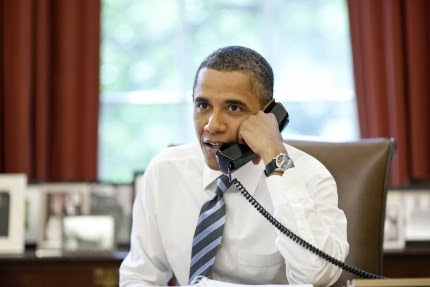 Barack Obama Phone SC Obama Caught Begging For Cash...Illegally?