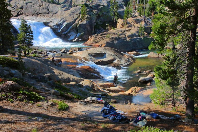 IMG_6287 California Falls, Waterwheel Falls Trail