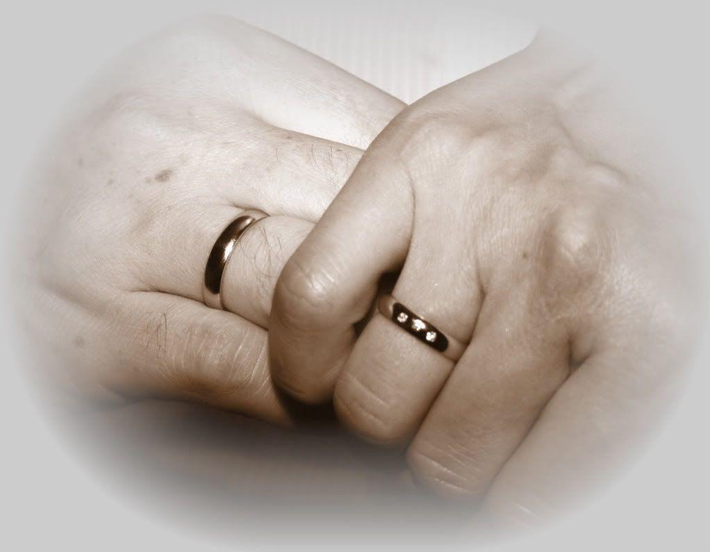 Vi forlovet oss 31. desember 2008