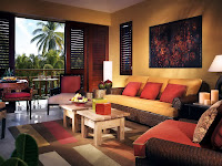 African Themed Living Room Colors