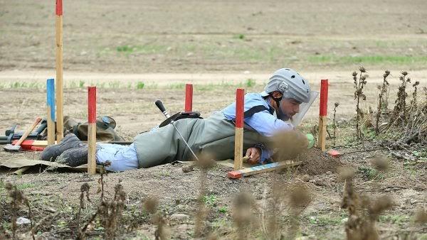 «Неизвестные герои» восстановления в Карабахе: саперы. ФОТО. ВИДЕО