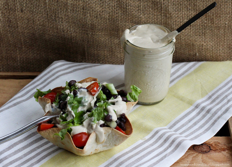 Southwest Cashew Cream// Loves Food, Loves to Eat