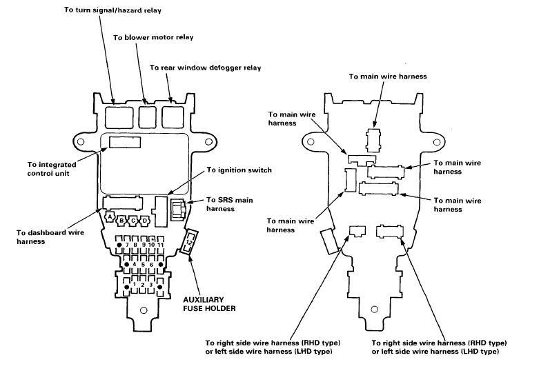 Diagram 1992 Honda Prelude Fuse Box Diagram Full Version Hd Quality Box Diagram Liza Diagram Editions Delpierre Fr