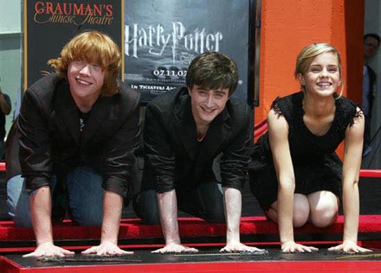 """Οι ηθοποιοί του """"Harry potter"""" τότε και τώρα (18)"""