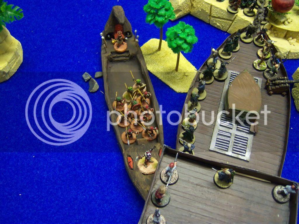 Triumph & Tragedy,Pirates