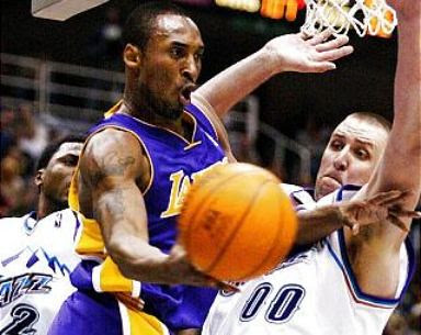 Kobe and Tag