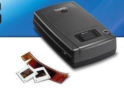 Pacific Image Prime Film 7200u 35mm Slide Film Scanner Laurazdwr