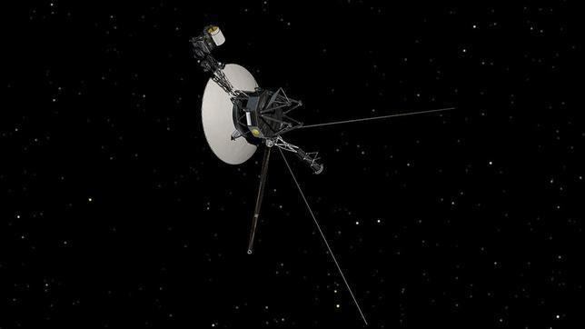 Un «tsunami» empuja a la Voyager 1 por el espacio interestelar