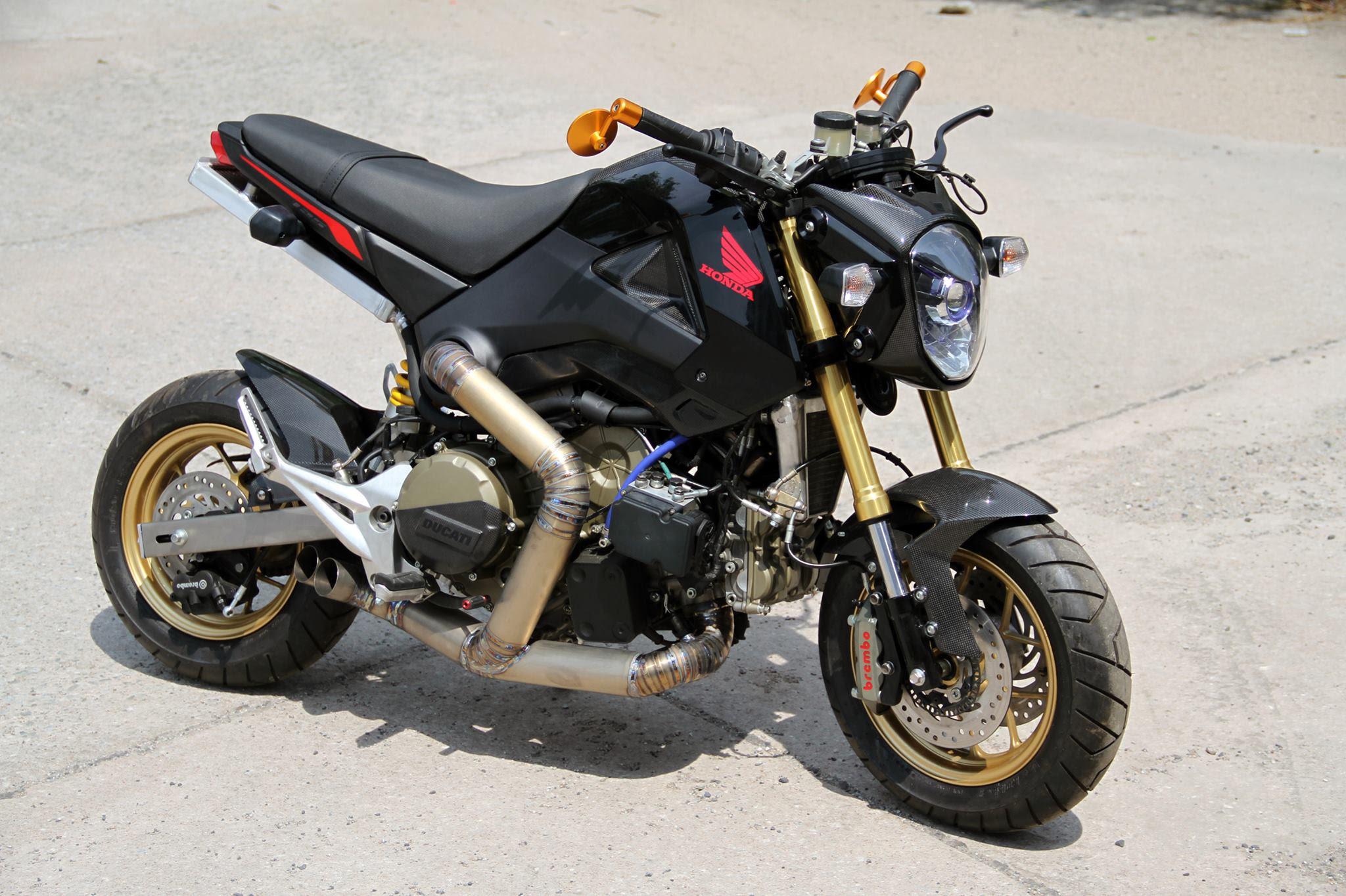 2017 Honda Motorcycl