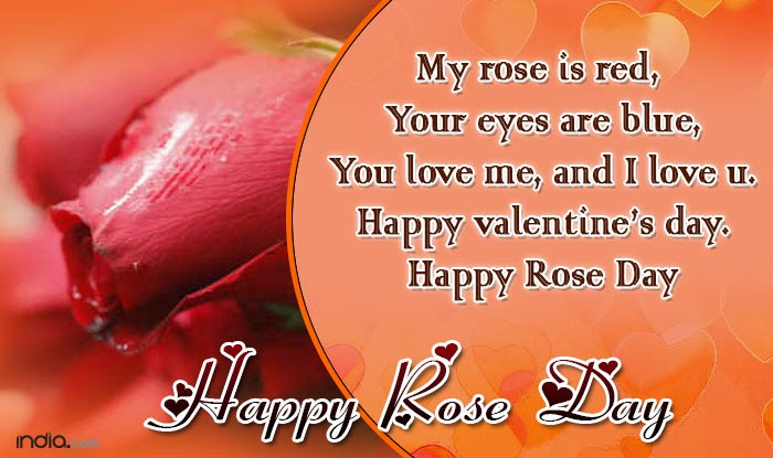 Happy Rose Day 2016 Best Rose Day Sms Quotes Whatsapp Facebook