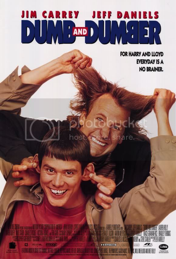 Dumb and Dumber photo: Dumb and Dumber Poster DumbandDumber.jpg