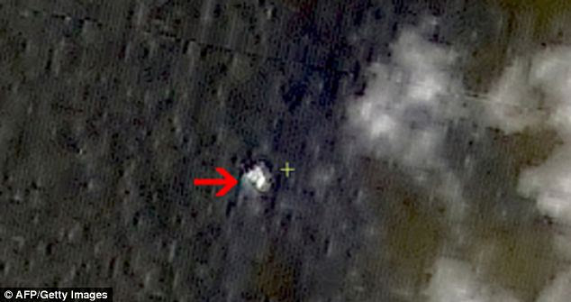 The sighting was made on March 9 - the day after Malaysian Airlines flight 370 went missing - however Malaysian and Vietnamese authorities said they could not locate any trace of the aircraft or debris