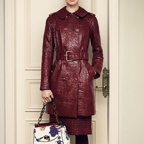Tory Burch Darlene Trench Coat