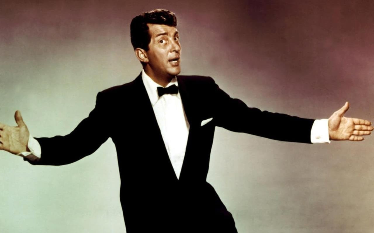 Dean Martin died on Christmas Day 1995