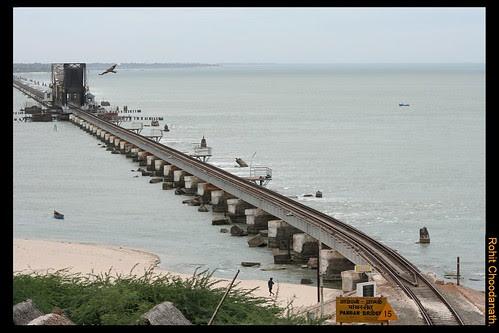 Pamban Railway Bridge