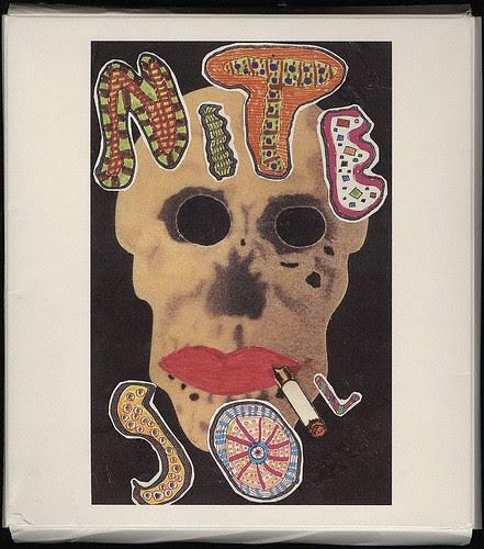 Nite Soil by Kenward Elmslie, 2000