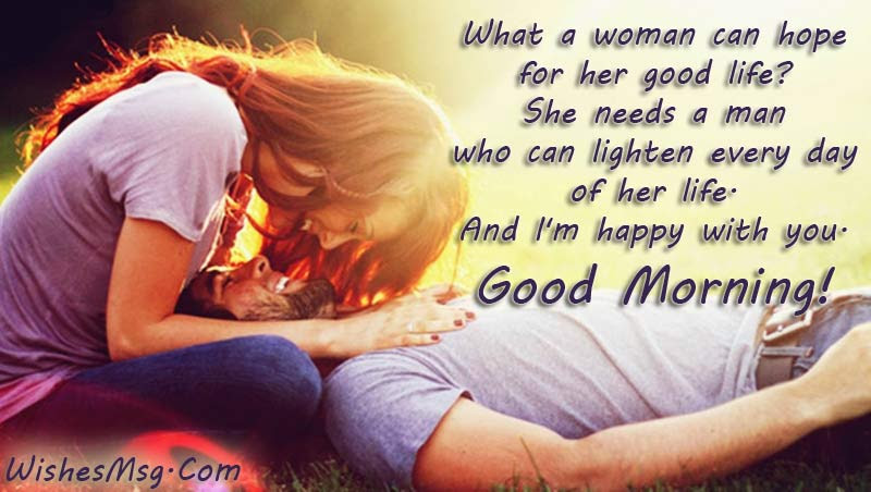 Good Morning Message For Husband Sweet And Romantic
