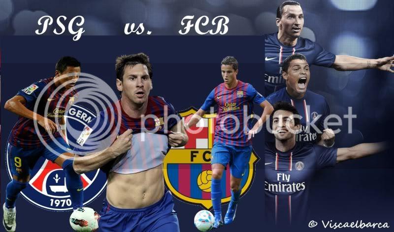 PBP: - Pre-season Friendly | PSG v FC Barcelona | 4 August ...