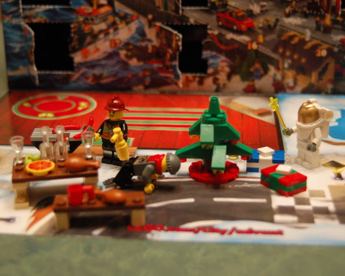 14 Dec 2013 LEGO Advent
