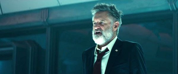 Bill Pullman reprises his role as former U.S. president Thomas Whitmore in INDEPENDENCE DAY: RESURGENCE.