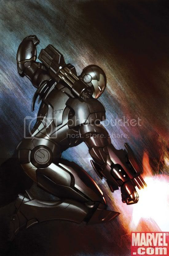 War Machine: Weapon of S.H.I.E.L.D.